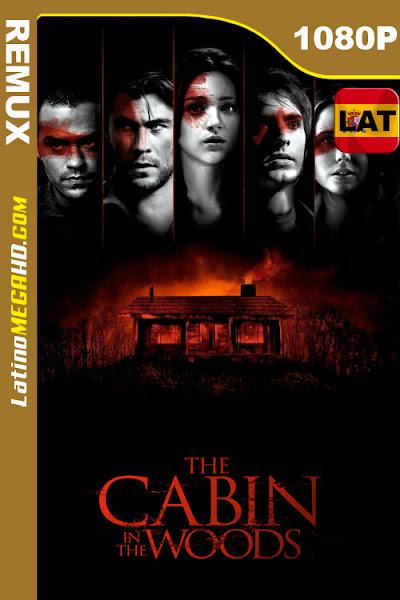 La Cabaña del Terror (2012) Latino HD BDREMUX 1080P ()