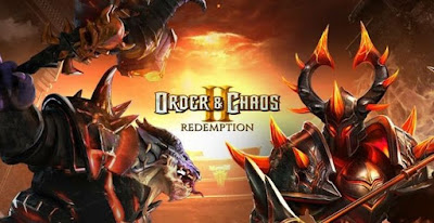 Download Order & Chaos 2 Redemption Apk + Data