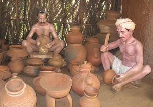 Ancestral Goa Big Foot Loutolim