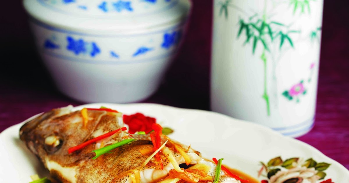 Chinese steamed whole fish recipe for Chinese steamed fish recipe