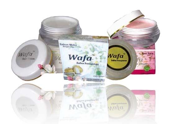 Cream Pemutih Wajah Herbal