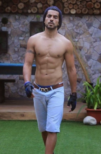 Gautam gulati in bigg boss without cloth, gautam gulati without cloth wallpaper, gautam gulati abs wallpaper, gautam gulati bigg boss season 8 body show photos