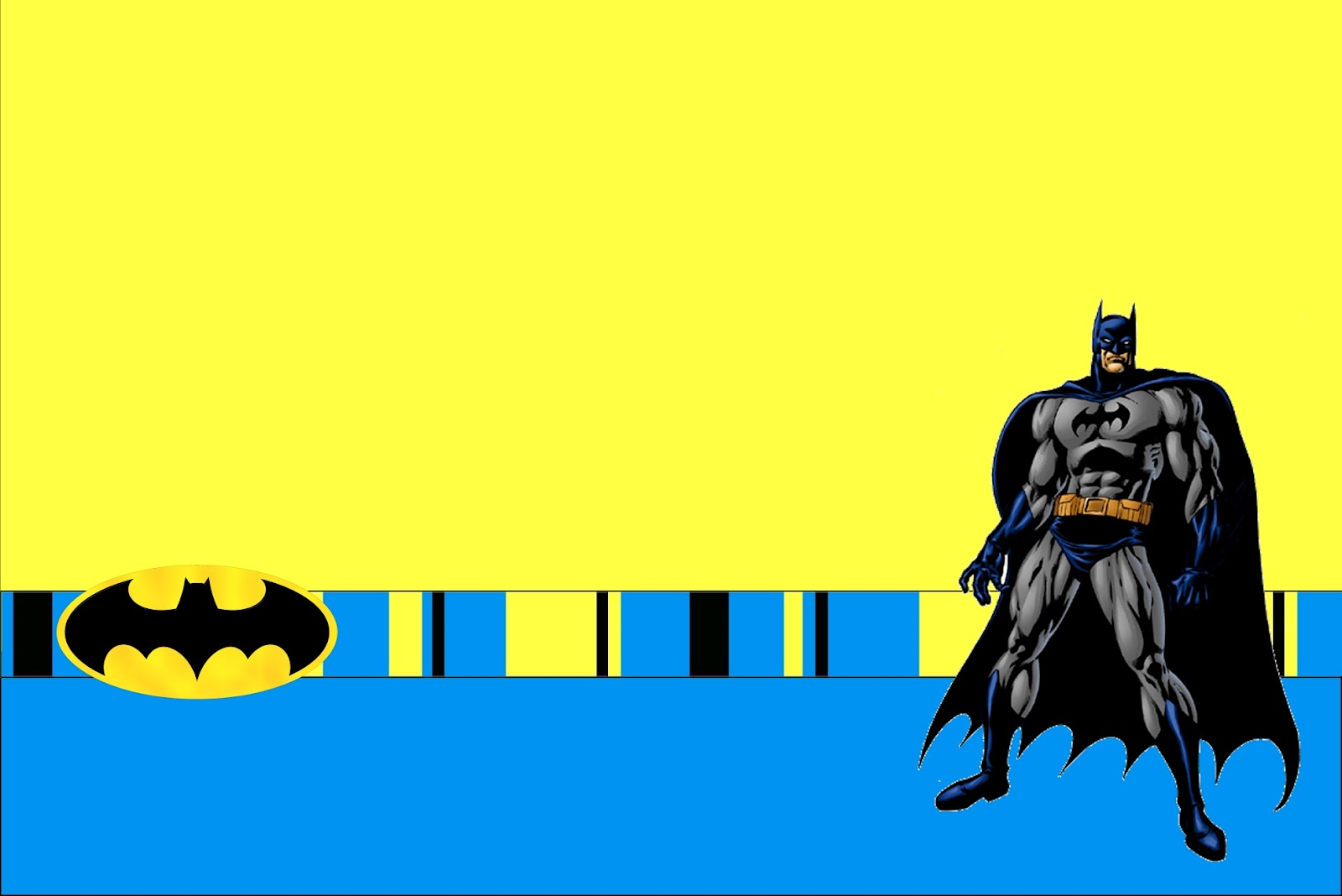 Batman Invitations Templates was perfect invitation sample