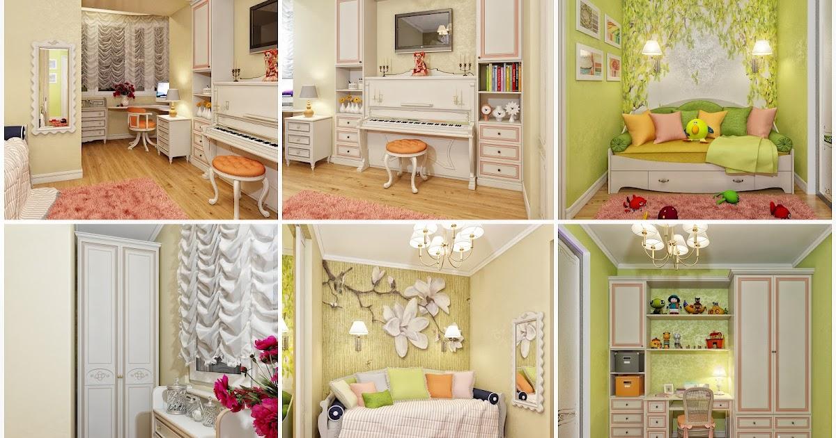 Interior design and visualization. Portfolio. Happy Irena ... Happy Room