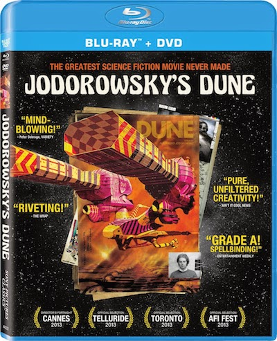 Jodorowskys Dune (2013) LIMITED BluRay 720p BRRip 600MB