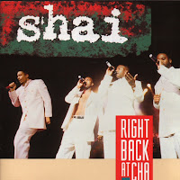 Cover Album of Shai - Right Back At Cha (1992)