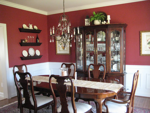 Calypso in the country april 2011 for Ballard designs dining room