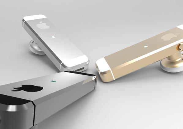 Tai nghe bluetooth phong cách iPhone 5s, ảnh 4