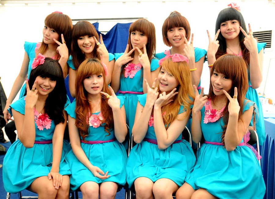 Download Lagu CherryBelle - Brand New Day
