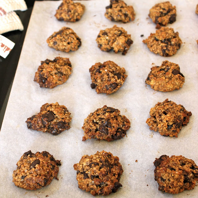 The healthiest cookies I have ever baked