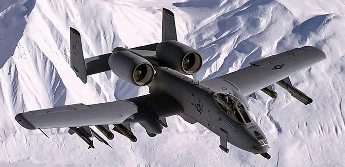 Fairchild A-10 Thunderbolt II   « Warthog »  A-10+Thunderbolt+II+by+asian+defence+%252813%2529