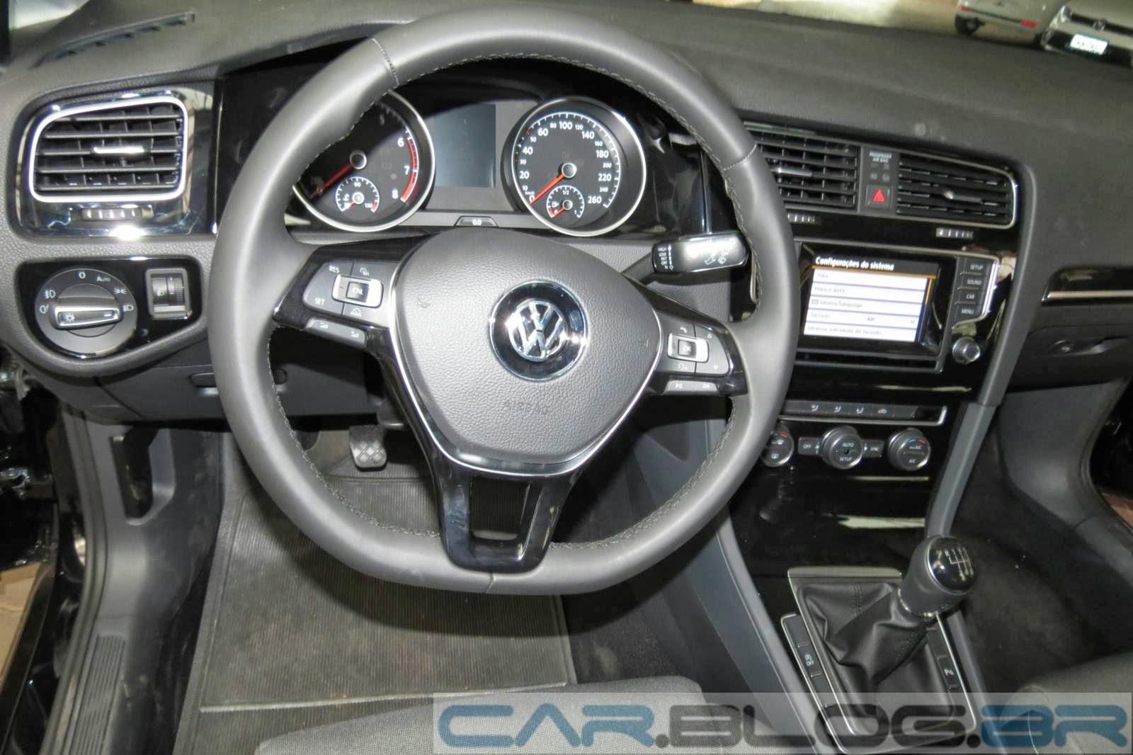 VW Golf Highline 2015 Manual