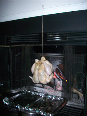 recipe chicken fireplace