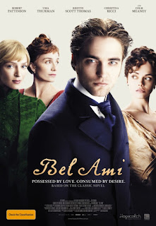Watch Bel Ami Movie Online Free 2012