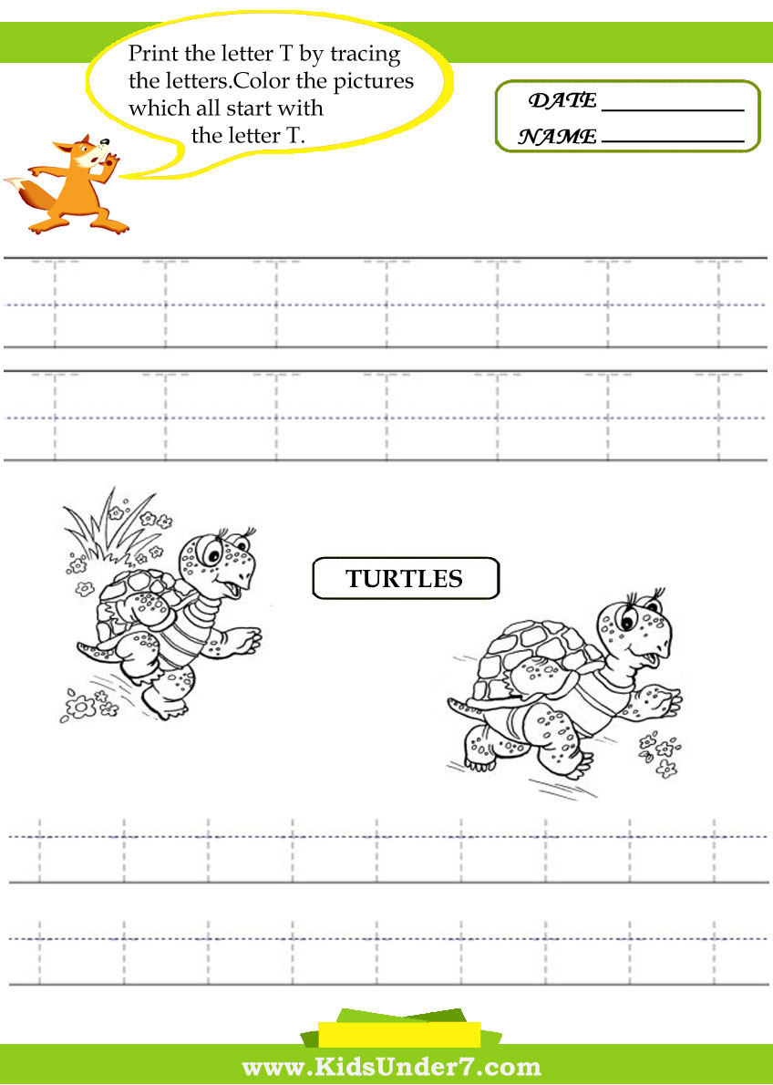 100 Letter T Coloring Pages Of Alphabet T Letter Words