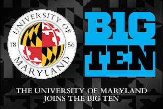 Maryland goes to Big Ten
