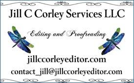 Jill C Corley Editing Service
