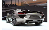 New! Luggage Set for Porsche 918 Spyder