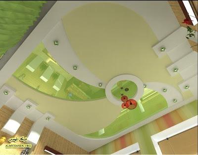 الاسقف المستعارة Ceilings