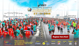 Penang International Marathon 2016 - 27 November 2016