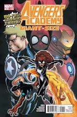 Avengers Academy giant-size ( MARVEL )