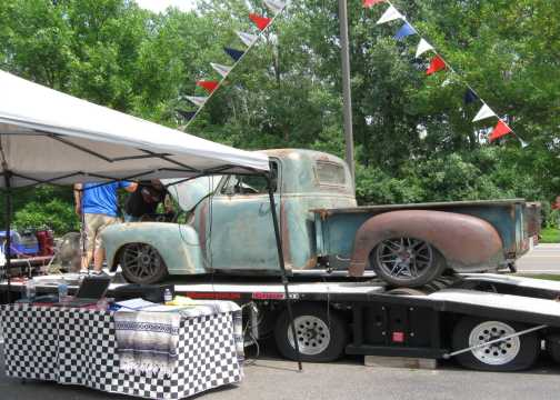 Samaritan Tire Car Show