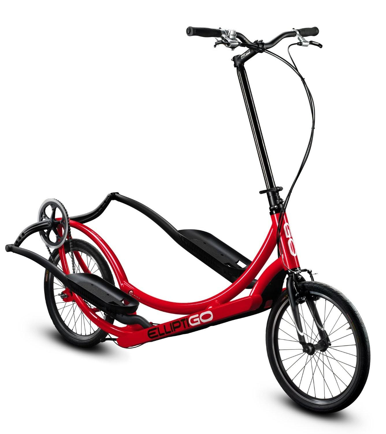 Elliptical Bike For Outside: Exercise Bike Zone: Get The Feeling Of Running On Air With