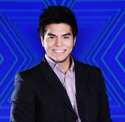 Jeric Medina eliminated on the 8th live results show (elimination night) of The X Factor Philippines, September 23
