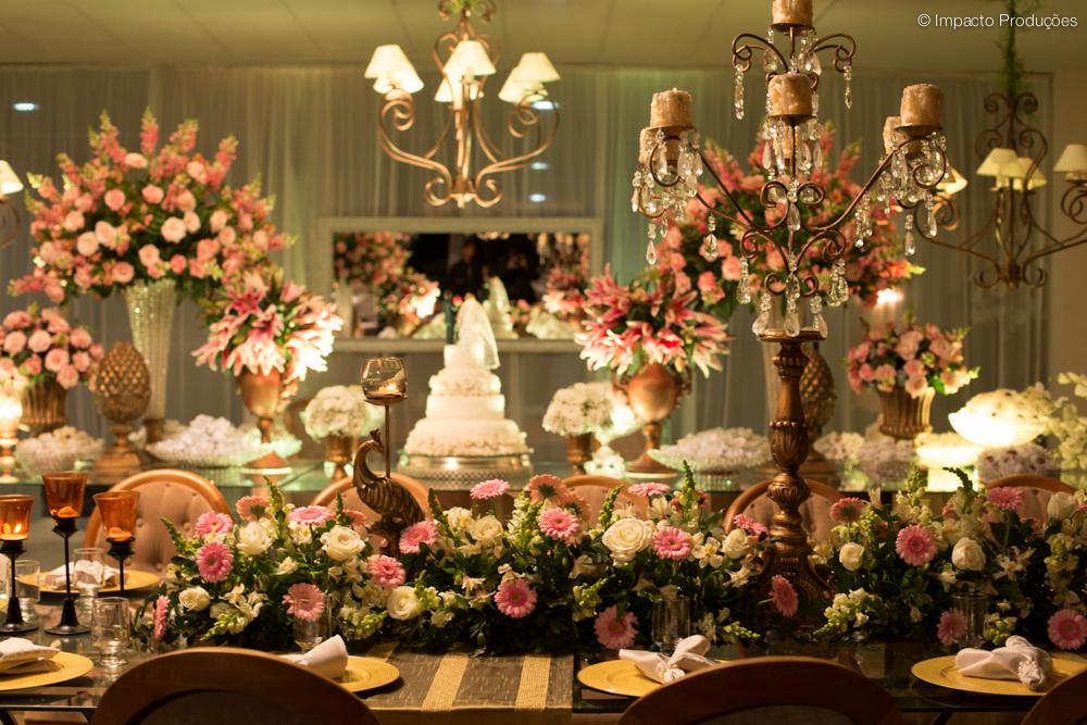 Monalisa Antenor Decoração de Eventos Casamento Luana + Rafael