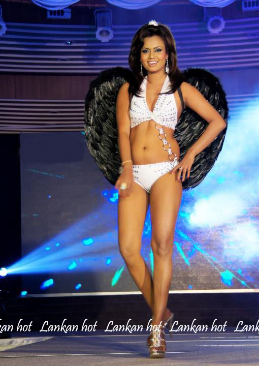 Lankan fashion sri show bikini