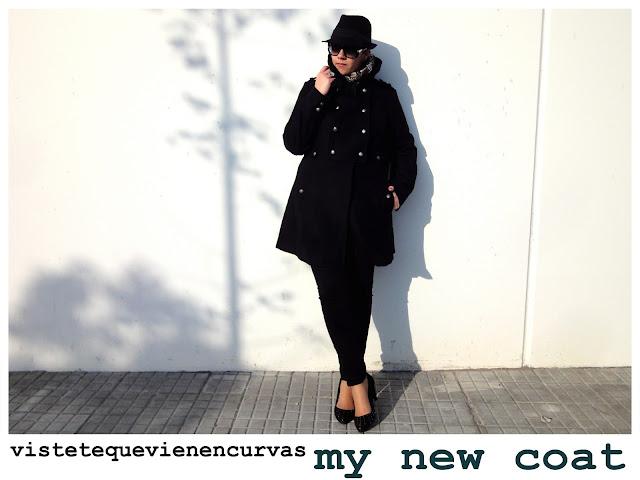 Mi Nuevo Abrigo // My New Coat