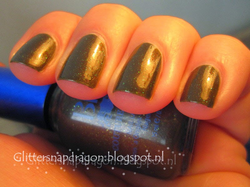 BB Couture for Nails Eve