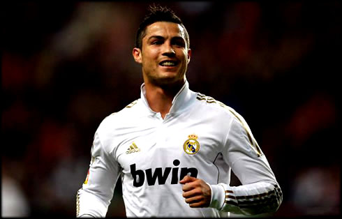 "Cristiano Ronaldo ""Jersey"" Real Madrid 2012 