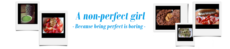 A non-perfect girl