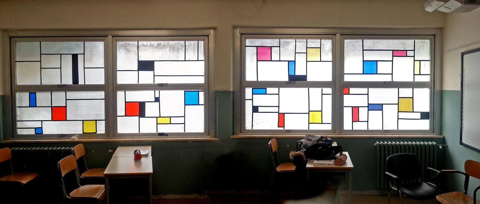 Prof argenti on line decorazione delle finestre for Decorazione finestre