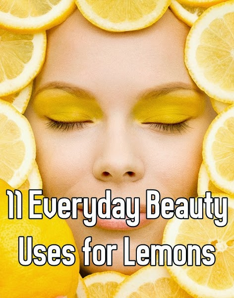 11 Everyday Beauty Uses for Lemons