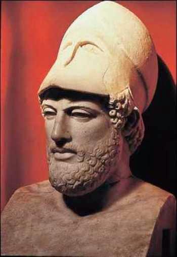Портрет афины
