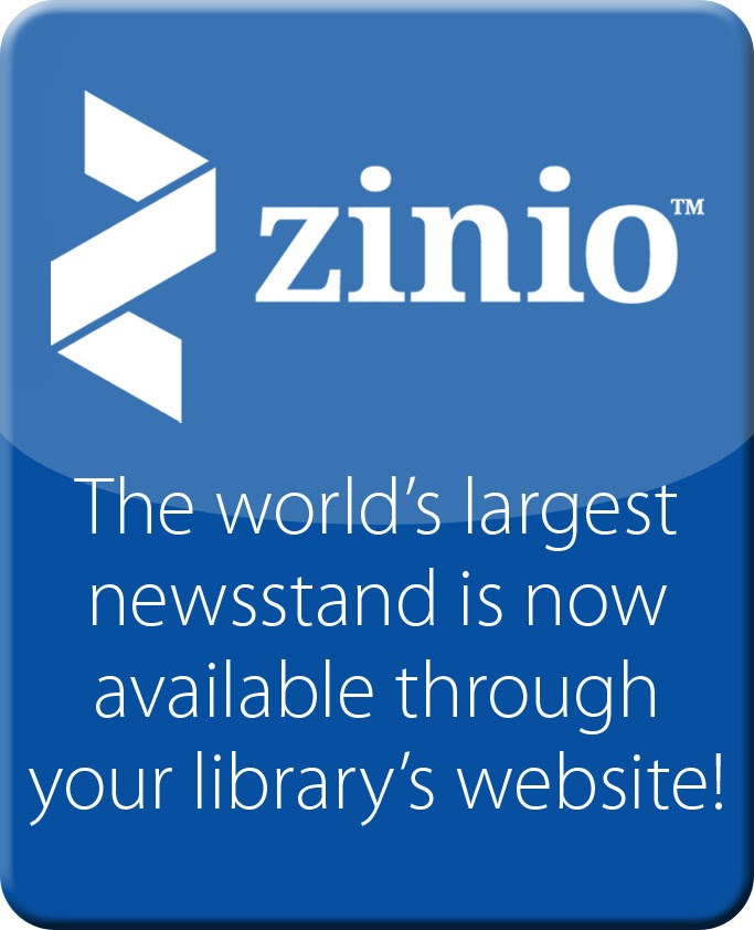 Zinio Downloadable Magazines