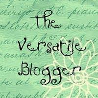 Versatile Blog Award