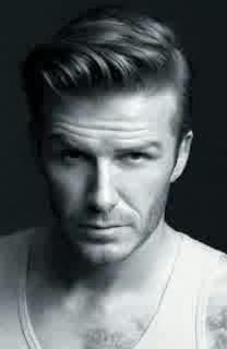 Model Rambut David Beckam