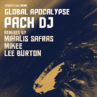 Pach DJ Global Apocalypse Street King