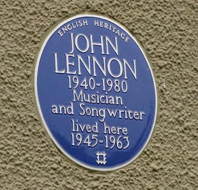 John Lennon, musician, songwriter