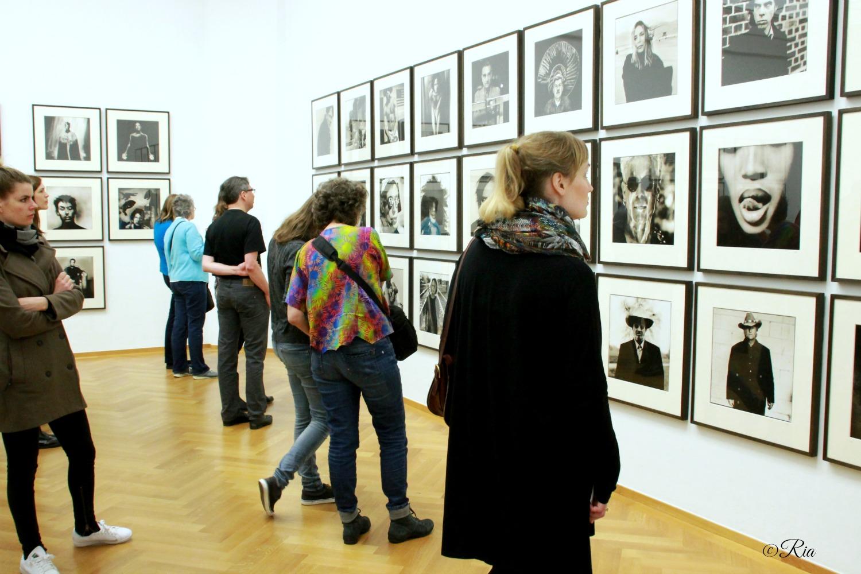 Druk bezochte tentoonstelling