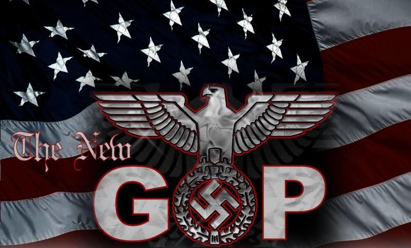 republicans as nazis