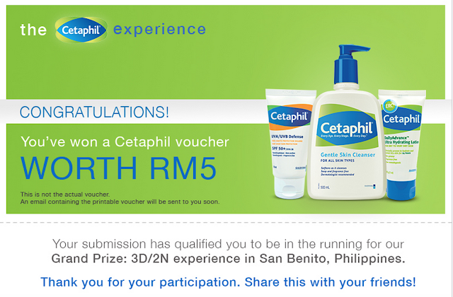Nicole Cynnie | Cetaphil Experience