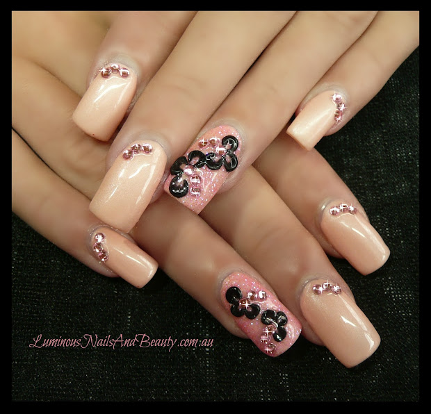 luminous nails june 2012