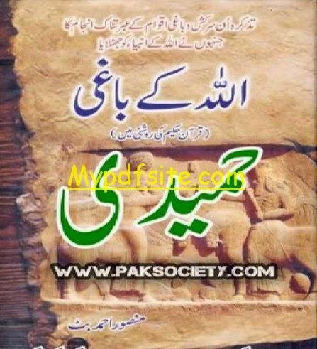 Allah Ke Baghi By Mansoor Ahmad Butt