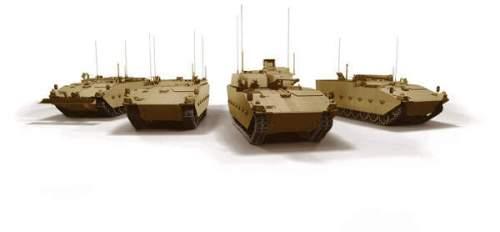 dikembangkan oleh Angkatan darat Inggris