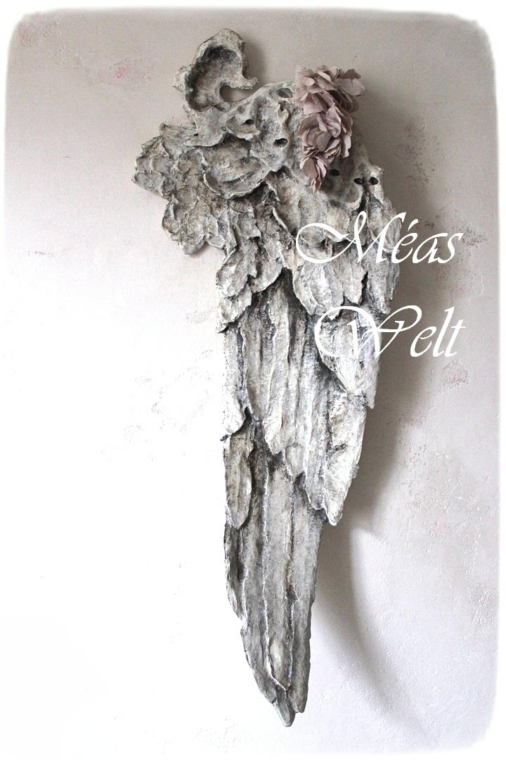 Die großen Skulpturen, Spiegel und Schwingen meines Ateliers