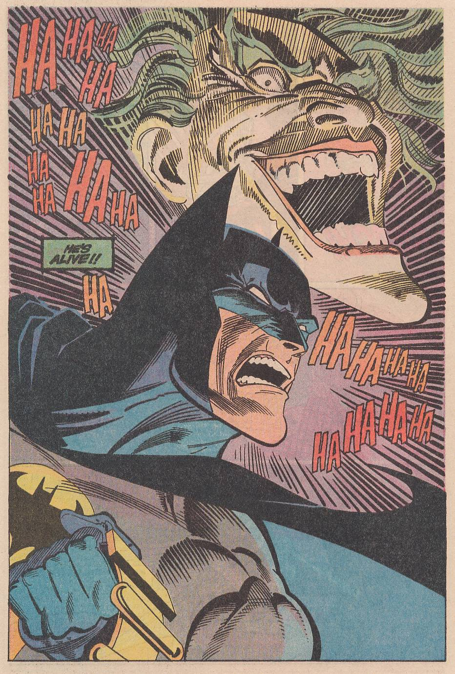 Detective Comics (1937) Issue #616 Page 23
